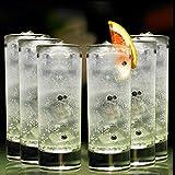 Bicchieri Da Sidro,Bicchiere Di Succo Creativo Bicchiere Di Birra Tazza Tazza Di Prua X6 T...