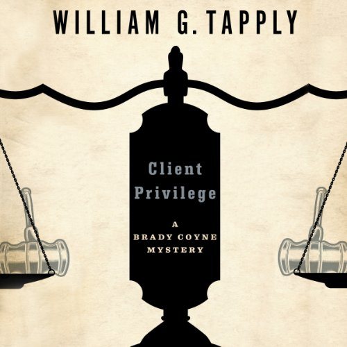 Client Privilege audiobook cover art