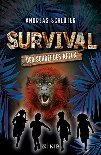 Survival – Der Schrei des Affen: (Band 6)