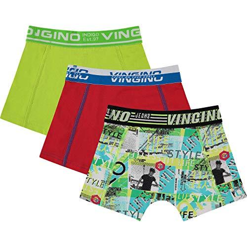 Vingino boxershort jongen Lifestyle 3-pack 170-176