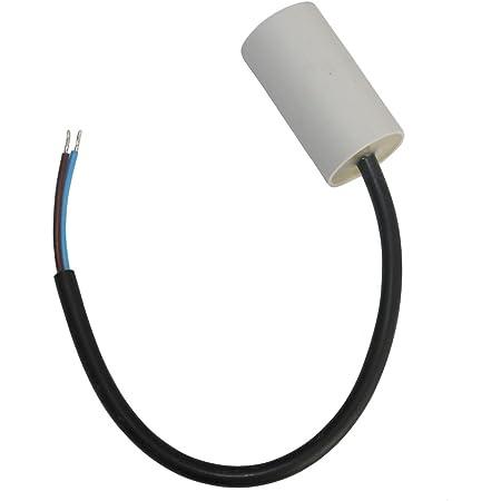 Anlaufkondensator Motorkondensator 5µf 450v 30x53mm Elektronik