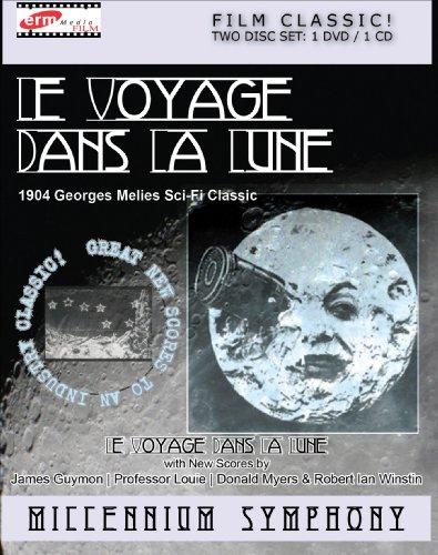 Le Voyage Dans La Lune [CD+DVD]