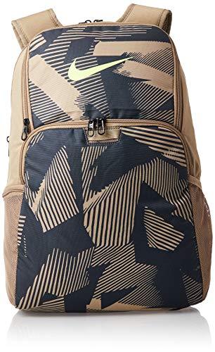 Nike Brasilia XL 9.0 Rucksack Unisex, Khaki/Dk Smoke Grey/Ghost Gree, 1size