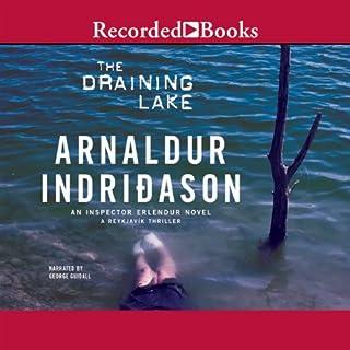 The Draining Lake audiobook cover art