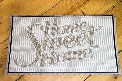 Casa Pastor Alfombra vinílica Home Sweet Home