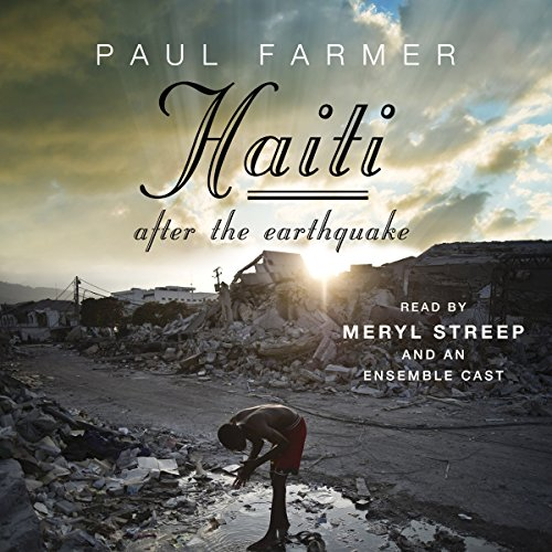 Haiti After the Earthquake audiobook cover art
