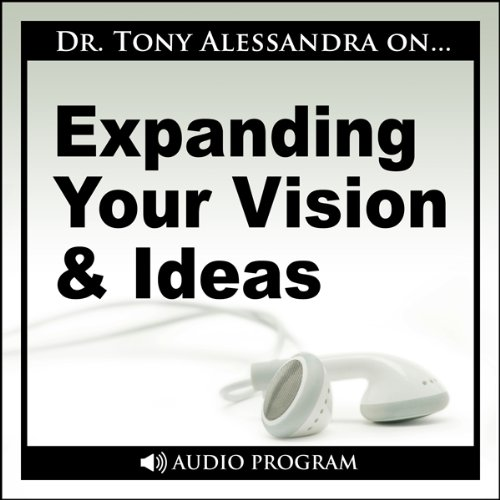Expanding Your Vision and Ideas audiobook cover art