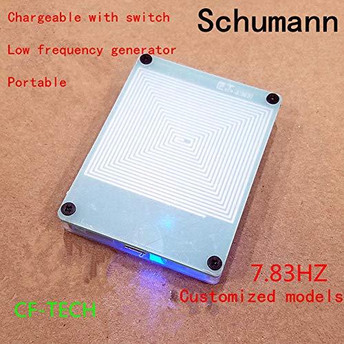 MaxLab 7.83 hz Schumann Welle Generator,Schumann Resonanz Ultra-niedrigen Frequenz Puls Generator & Audio Resonator FM783