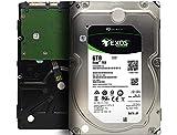 Seagate Exos 7E8 (ST6000NM0115) 6TB 7200RPM 256MB Cache SATA 6Gb/s (512e) 3.5inch Enterprise Hard Drive