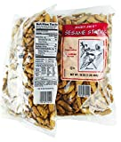 Trader Joe's Sesame Sticks,16 oz (Pack of 2)