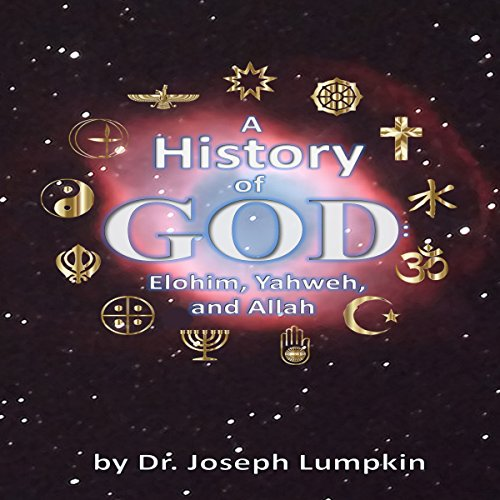 A History of God audiobook cover art