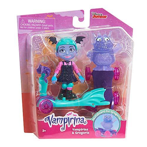 JP Vampirina JPL78116 Vampirina and Gregoria Spooky Scooter Set