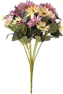 الزهور الاصطناعية باقة نبات اصطناعي ل ديكور المنزل، الزفاف، حديقة، الديكور عيد الميلاد وهمية الزهور الاصطناعي Fake Flowers...
