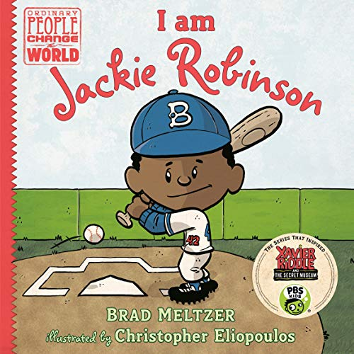 I Am Jackie Robinson cover art