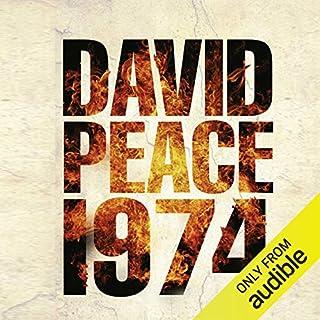 Nineteen Seventy Four audiobook cover art