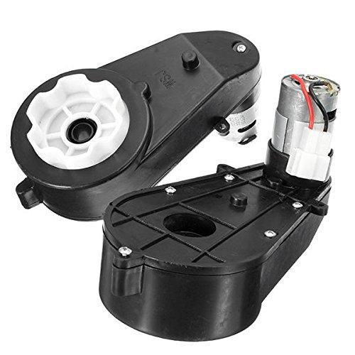 IJEOKDHDUW Caja de Engranajes de Motor eléctrico de 12V 12000RPM para niños...