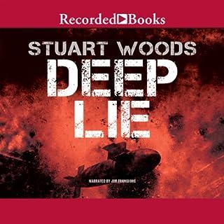 Deep Lie audiobook cover art