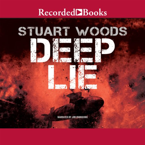 Deep Lie audiobook cover art