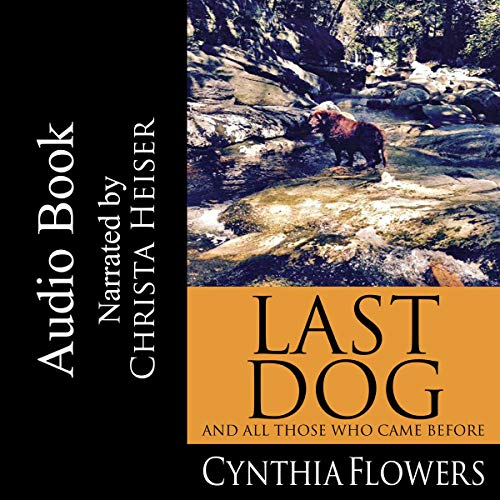 Last Dog audiobook cover art