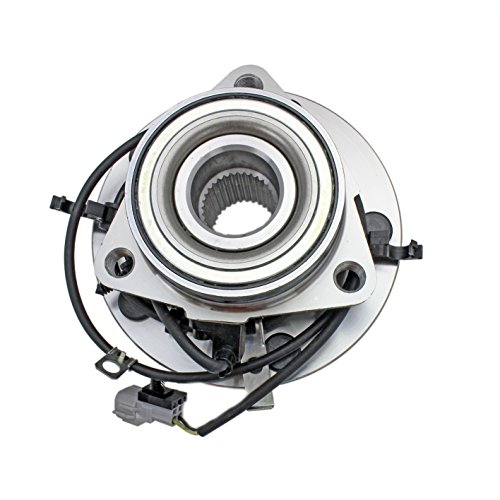 CRS NT515023 New Wheel Bearing Hub Assembly, Front Right (Passenger), for 1997-1999 Dodge/Ram 1500, 4WD, All w/4 Wheel ABS