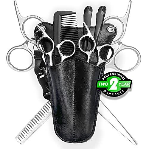 Hairdressing Scissors Set, Thinn...