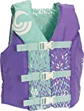 CWB Connelly Youth Nylon Vest, 24'-29' Chest; 50-90Lbs, Girl Tunnel