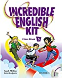 Incredible English Kit 5: Class Book and CD-ROM Pack - 9780194441728
