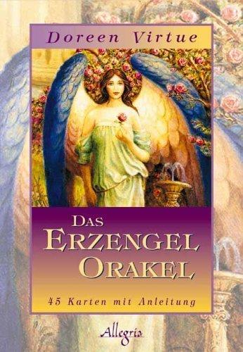 Das Erzengel Orakel. 45 Karten: Mit Anleitung by Doreen Virtue(2008-09-01)