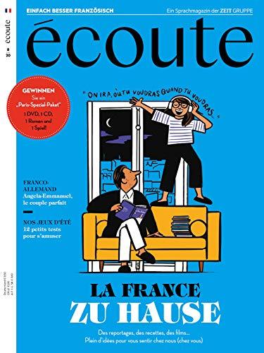 """Écoute - Französisch lernen 8/2020 \""""Lafrance zu Hause\"""""""