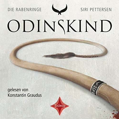 Odinskind audiobook cover art