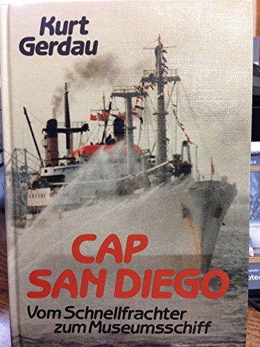 Cap San Diego: Vom Schnellfrachter zum Museumsschiff