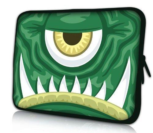 Sidorenko 7-8 Zoll Tablet Hülle für iPad/Samsung Galaxy Tab - Tasche aus Neopren, 42 Designer Hülle zur Auswahl