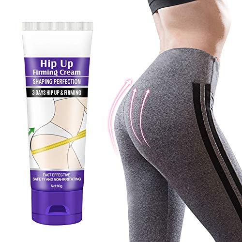 Butt Enhancement Cream, Butt cream for Bigger Butt Lifting and Firming Cellulite Cream for Thighs and Butt Fast Natural Enhancer Hip up Buttock Massage Cream for Women