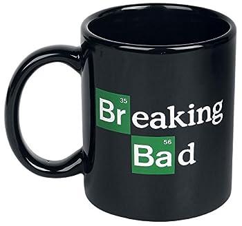 Breaking Bad Golden Moth Chemical Symbol 12oz Coffee Mug