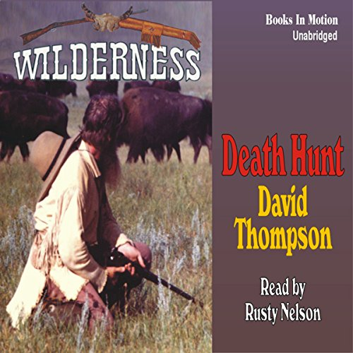 Death Hunt audiobook cover art