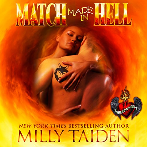 Match Made in Hell audiobook cover art