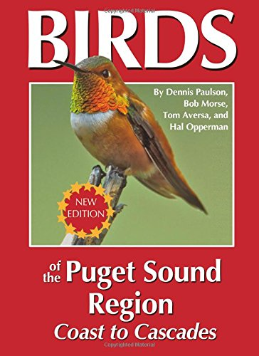 Image OfBirds Of The Puget Sound Region Coast To Cascades