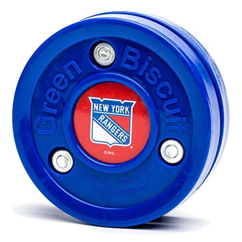 Green Biscuit Original NHL New York Rangers