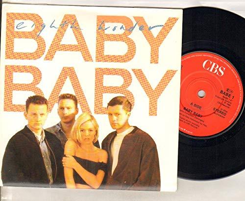 EIGHTH WONDER - BABY BABY - 7 inch vinyl / 45 record