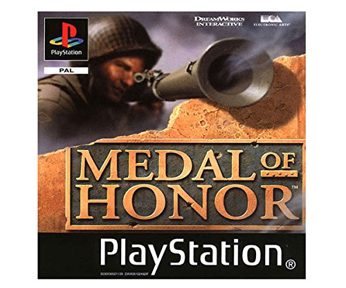 Electronic Arts - Psx Medal of Honor