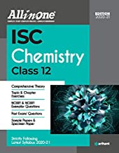 All In One ISC Chemistry Class 12 2020-21