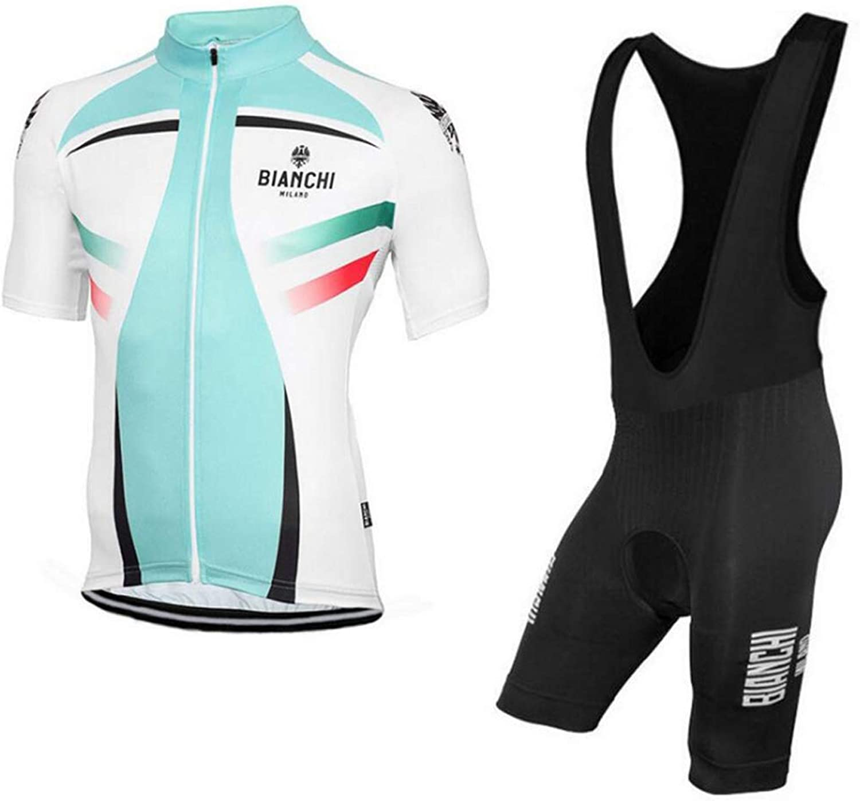 Lilongjiao Outdoor-Jersey-Anzug Kurzarm Shorts Atmungsaktiv und schnell trocknend Radfahren Outdoor Sports