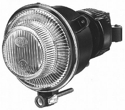 HELLA 1NL 007 186-061 Nebelscheinwerfer - 0 - DE/Halogen - H3 - 12V - weiß - Einbau - Einbauort: links/rechts