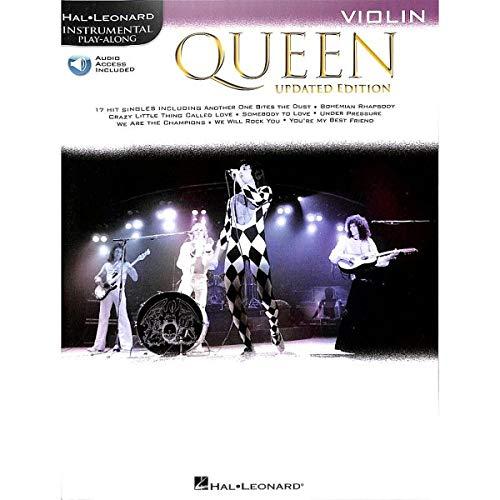 Queen - Instrumental Play-Along - Violine Noten