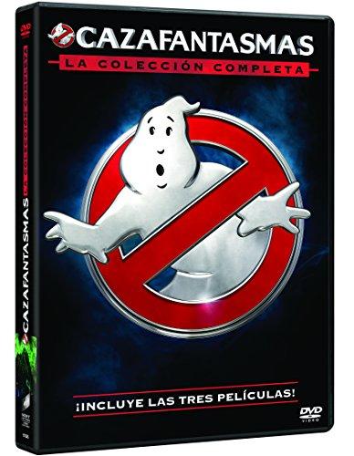 Cazafantasmas (Trilogía) [DVD]