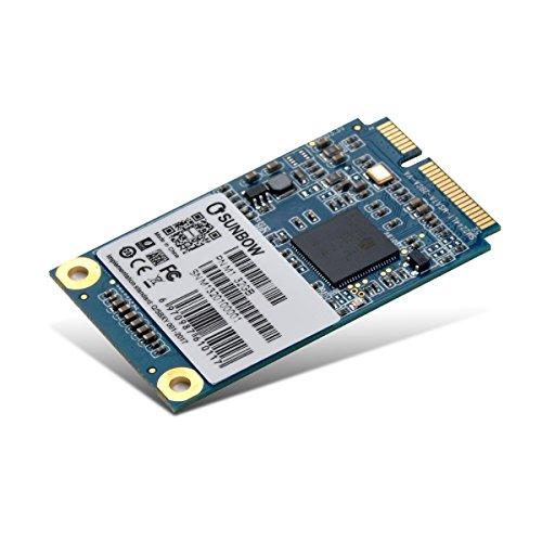 Sunbow mSATA Mini PCIE 8gb 16gb 32gb M1 Series SSD Solid State Drive (30mm * 50mm) (M1 32GB)