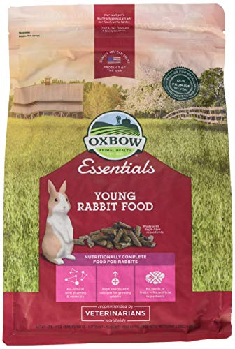 Oxbow Essentials Young Rabbit Food - 5 lb.