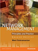 Best network management principles and practice by mani subramanian Reviews