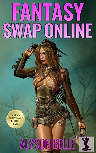Fantasy Swap Online: A Gender Swapped LitRPG Adventure (Fantasy Swapped Online Book 1) (English Edition)