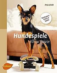 Hund Hundespiele für zu Hause Buch